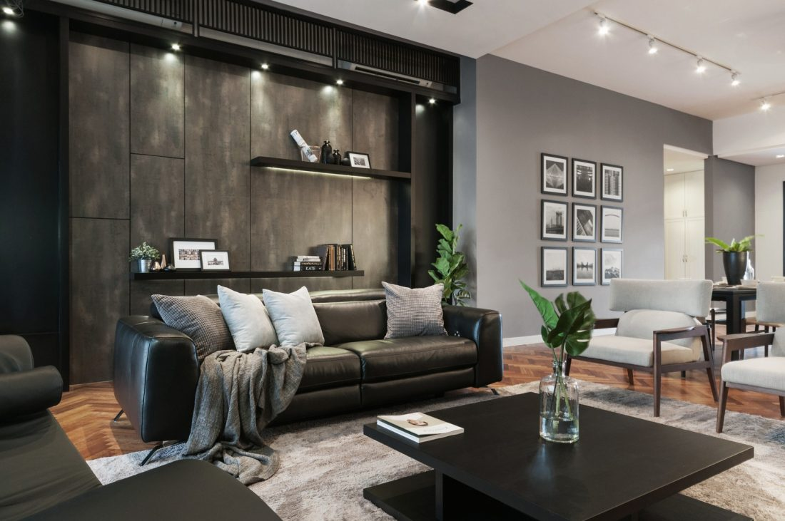 Urban Living Room Design Urban Living Andaman Quayside Penang Vault Design Lab