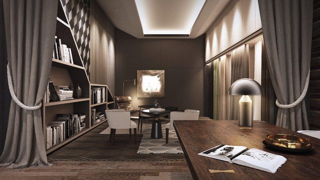 Commercial Interior Design Bella Curtain Penang Malaysia v3