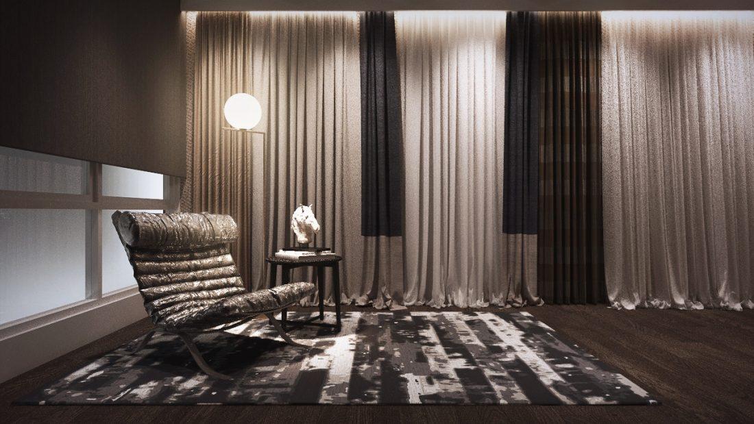 Commercial Interior Design Bella Curtain Penang Malaysia v5