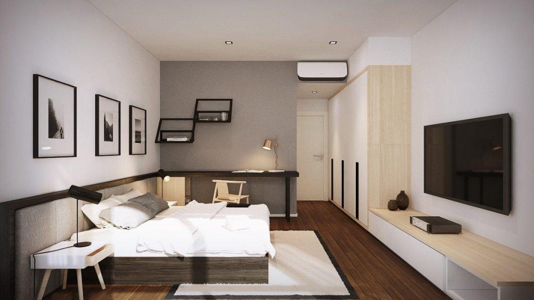 Interior Design LaCosta Kuala Lumpur Malaysia Bedroom Design 1 v1
