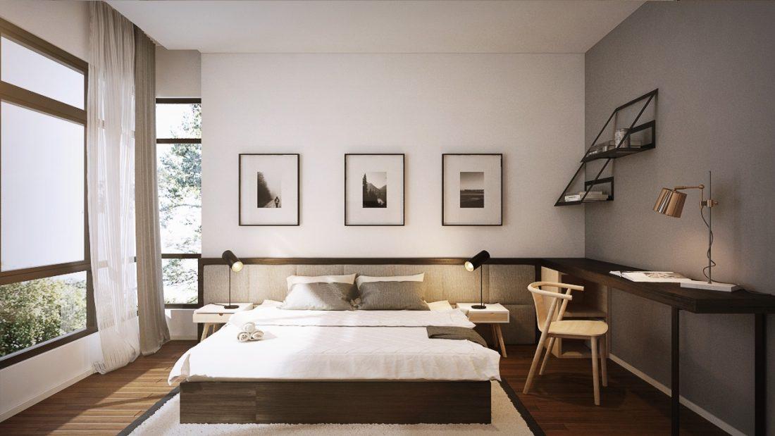 Interior Design LaCosta Kuala Lumpur Malaysia Bedroom Design 1 v2
