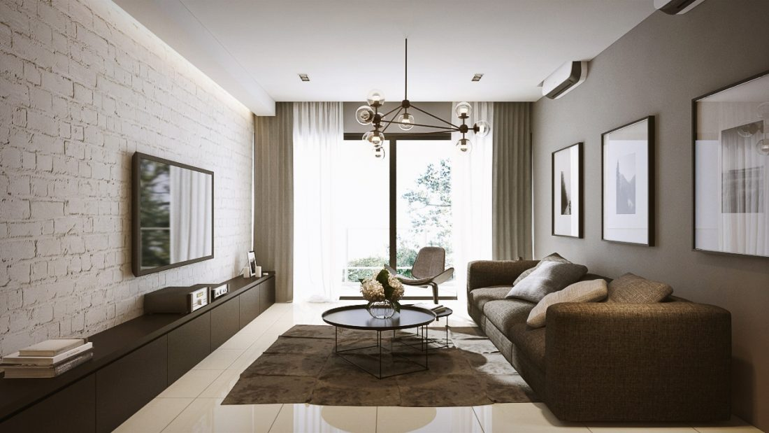 Interior Design LaCosta Kuala Lumpur Malaysia Living Room V1