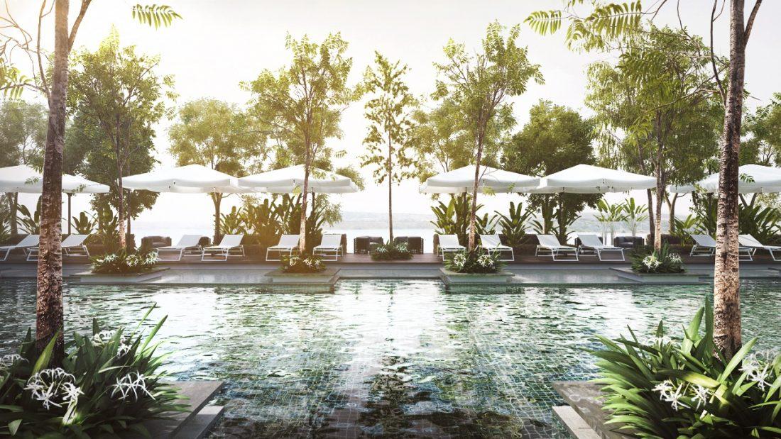 Interior Design Lavanya Residences Langkawi Malaysia Landscape Design v1