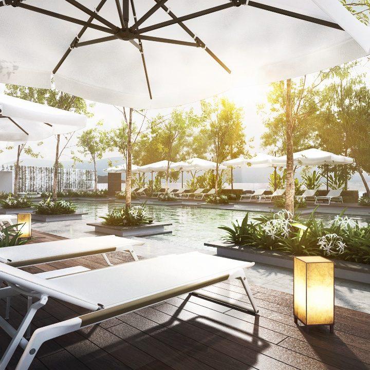 Furniture Lavanya Residences Langkawi Malaysia Landscape Design v2