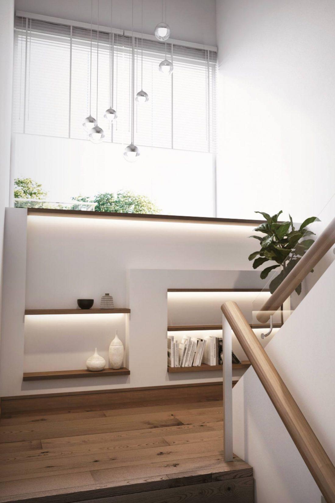 Interior Design Permai Gardens Villas Penang Malaysia Staircase Design v1