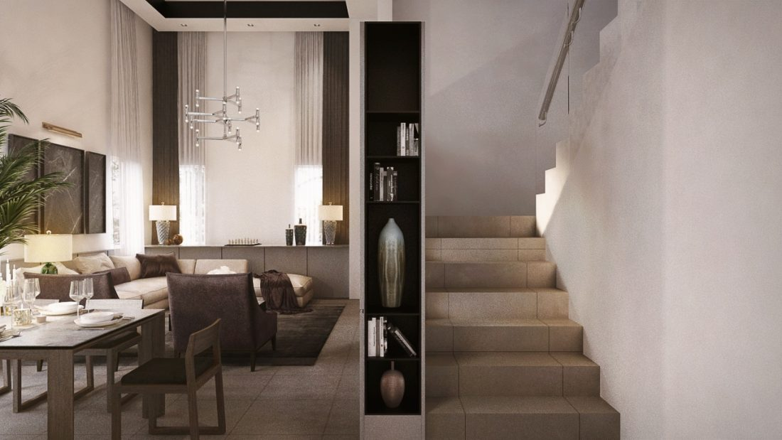 Interior Design Living Hall Semi D