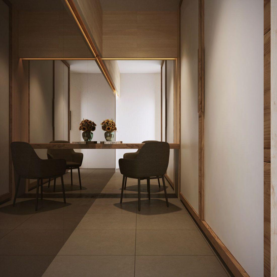 Interior Design SA65 Simpang Ampat Penang Malaysia Bedroom Design 1 v1