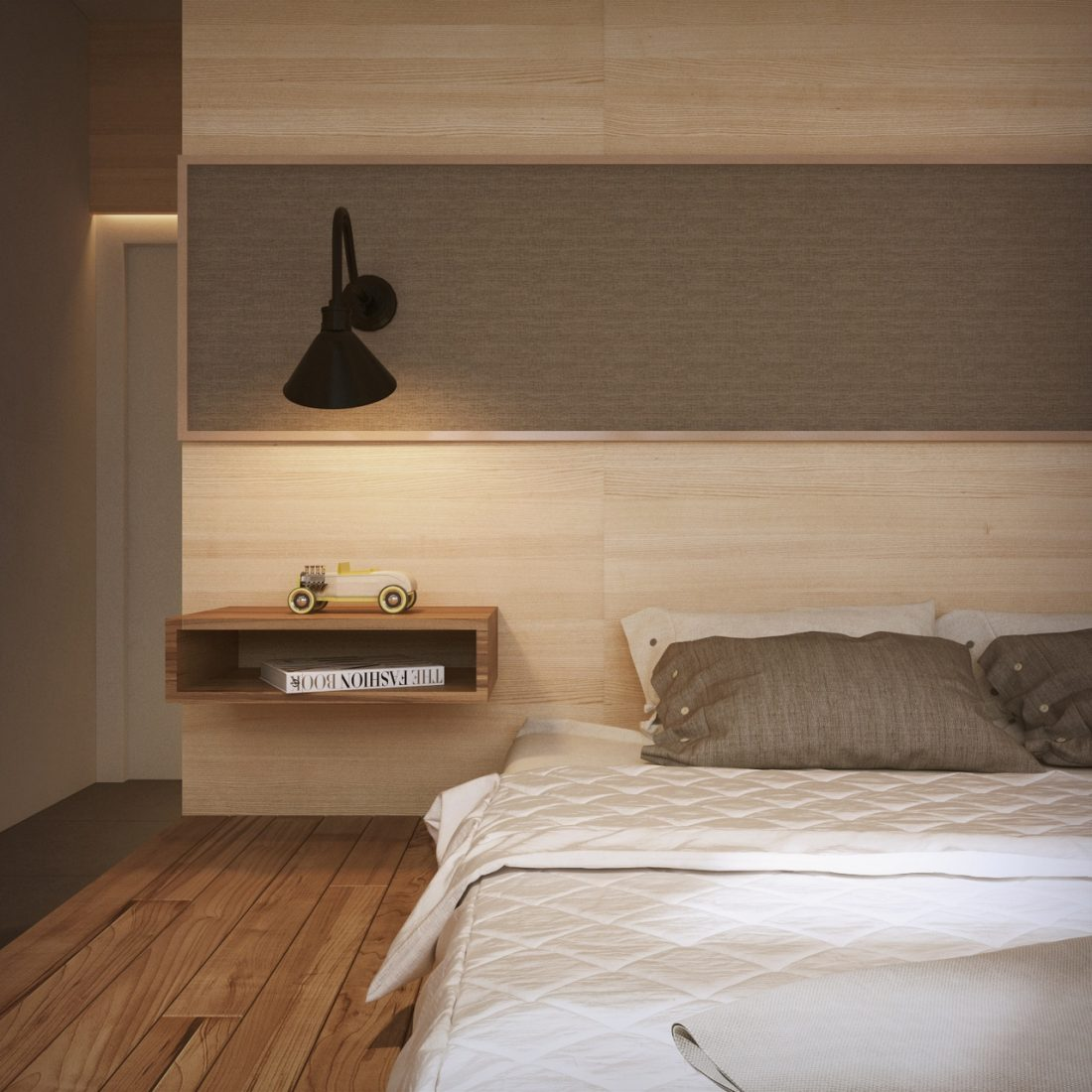 Interior Design SA65 Simpang Ampat Penang Malaysia Bedroom Design 1 v3