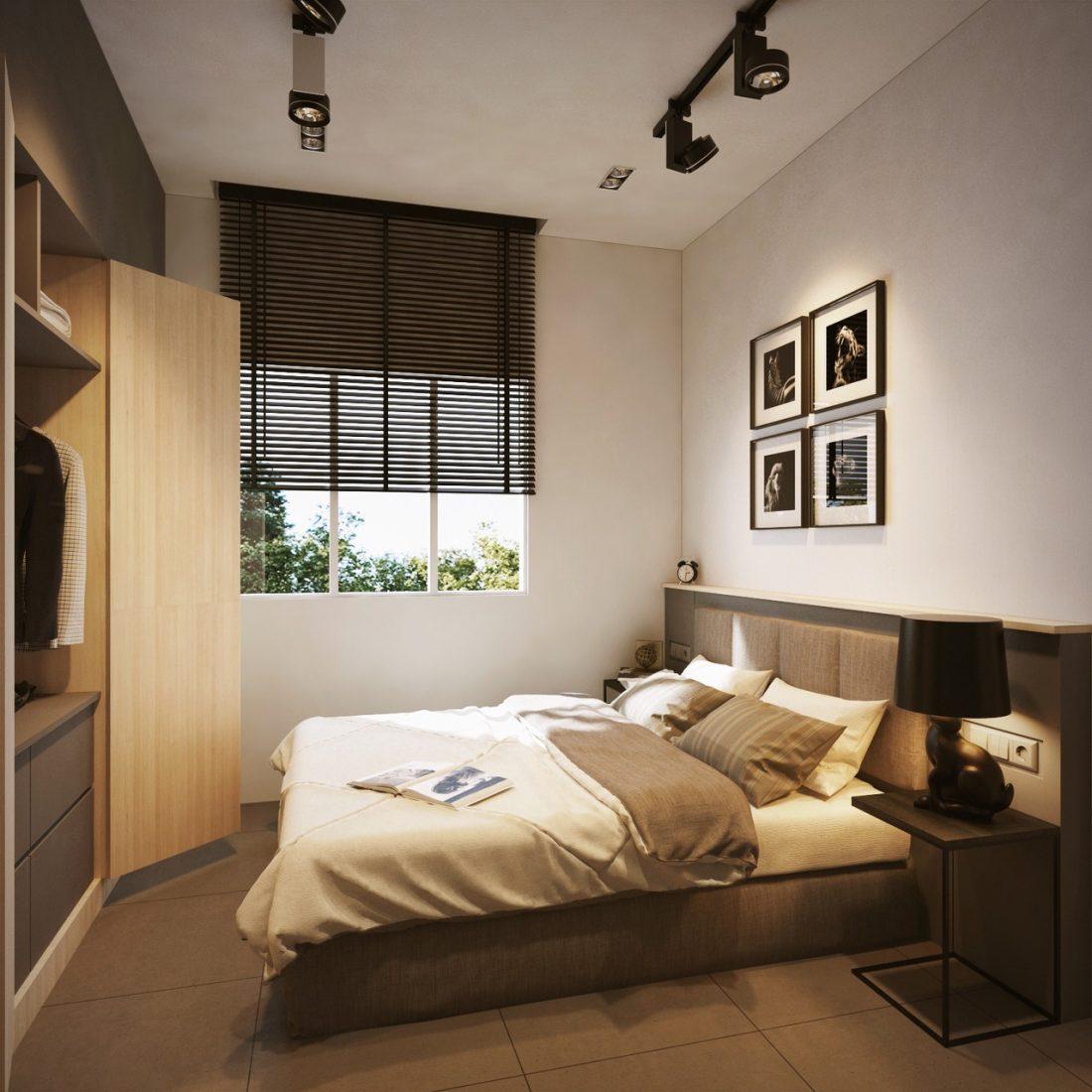 Interior Design SA65 Simpang Ampat Penang Malaysia Bedroom Design 2 v2