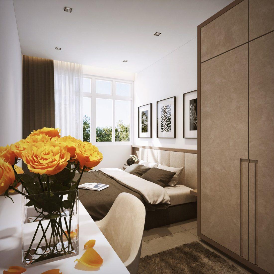 Interior Design SA65 Simpang Ampat Penang Malaysia Guest Room Design v1