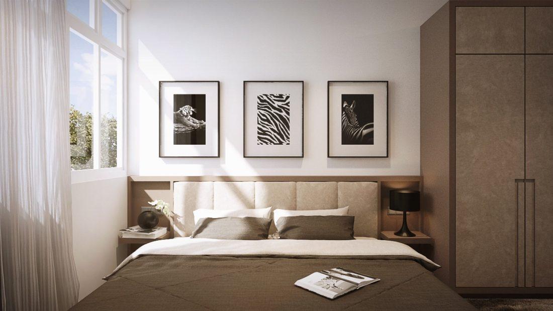 Interior Design SA65 Simpang Ampat Penang Malaysia Guest Room Design v2