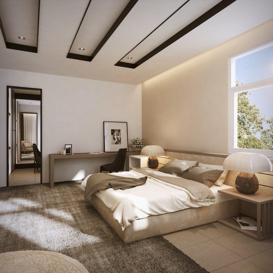 Interior Design SA65 Simpang Ampat Penang Malaysia Junior Master Bedroom v3