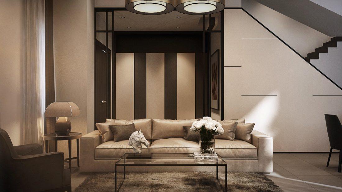 Interior Design Sa65 Simpang Ampat Penang Malaysia Living Room V1