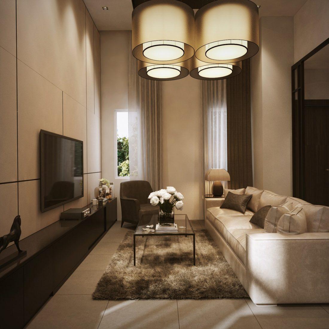 Home Design Ideas Malaysia: Masculine Interior Design