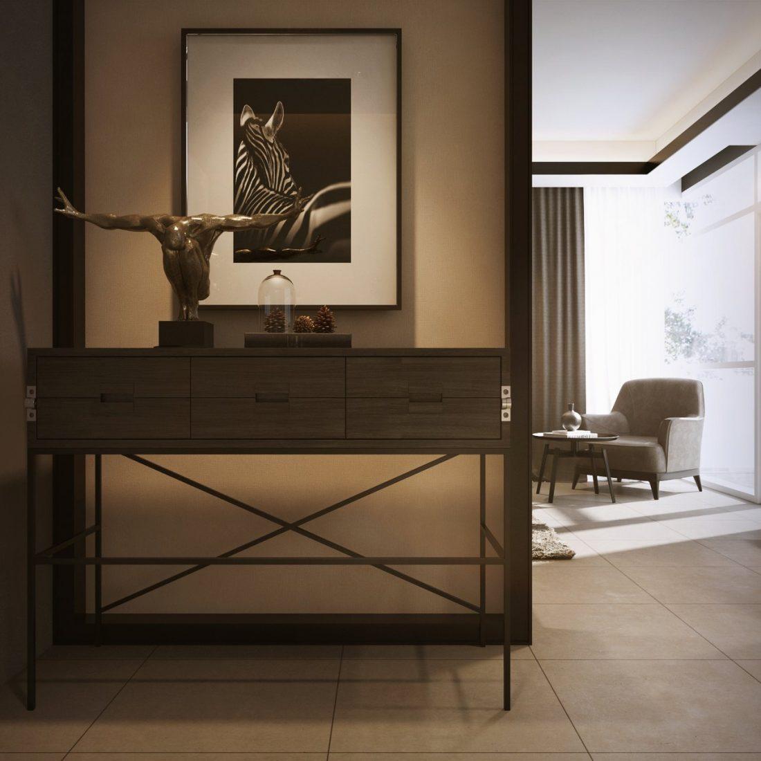 Interior Design SA65 Simpang Ampat Penang Malaysia Master Bedroom Design v1