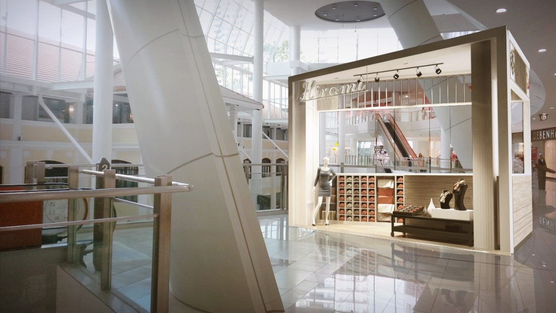 Commercial Interior Design Hiromi Penang Malaysia v1