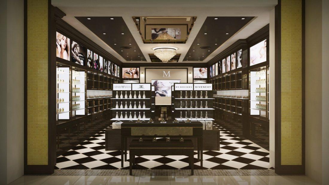 Commercial Interior Design M Fragrance Penang Malaysia v3