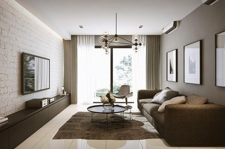 Residential Interior Design LaCosta Kuala Lumpur Malaysia