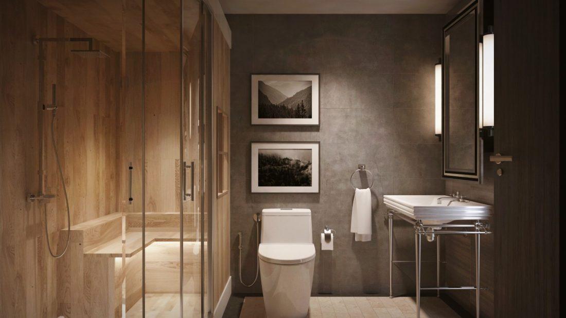 Interior Design Private Bungalow Alor Setar Kedah Malaysia Bathroom Design 1 v1