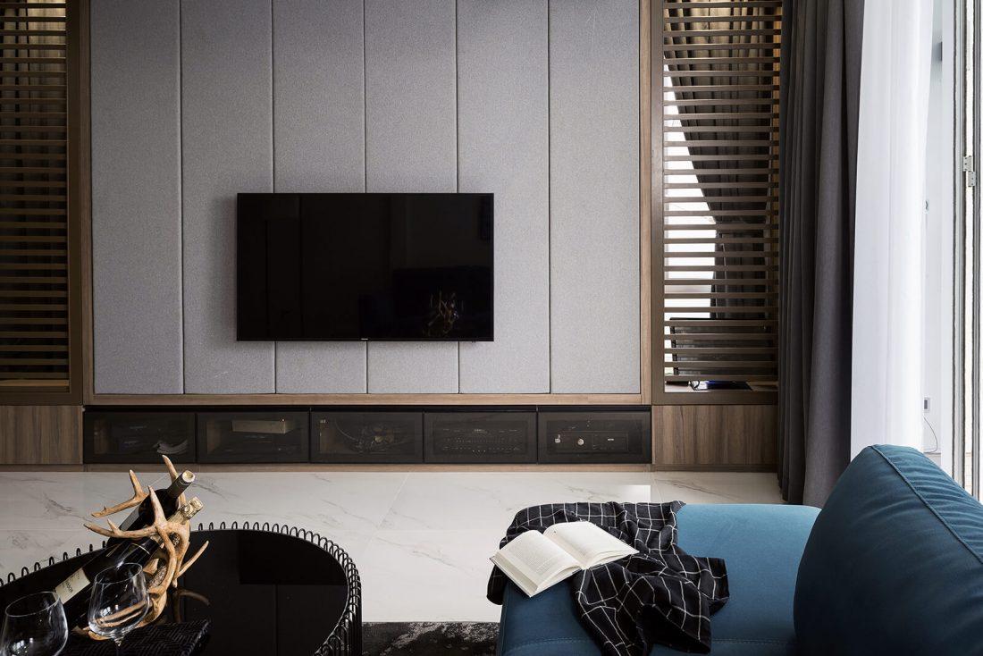 Interior Design Private Bungalow Alor Setar Kedah Malaysia Entertainment Room Design v2
