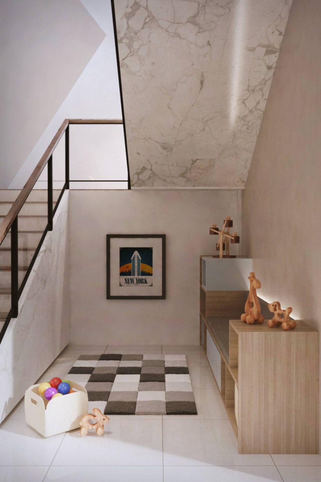 Interior Design Private Bungalow Alor Setar Kedah Malaysia Kid Room Design v1