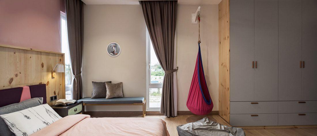 Interior Design Private Bungalow Alor Setar Kedah Malaysia Kids Room Design v2