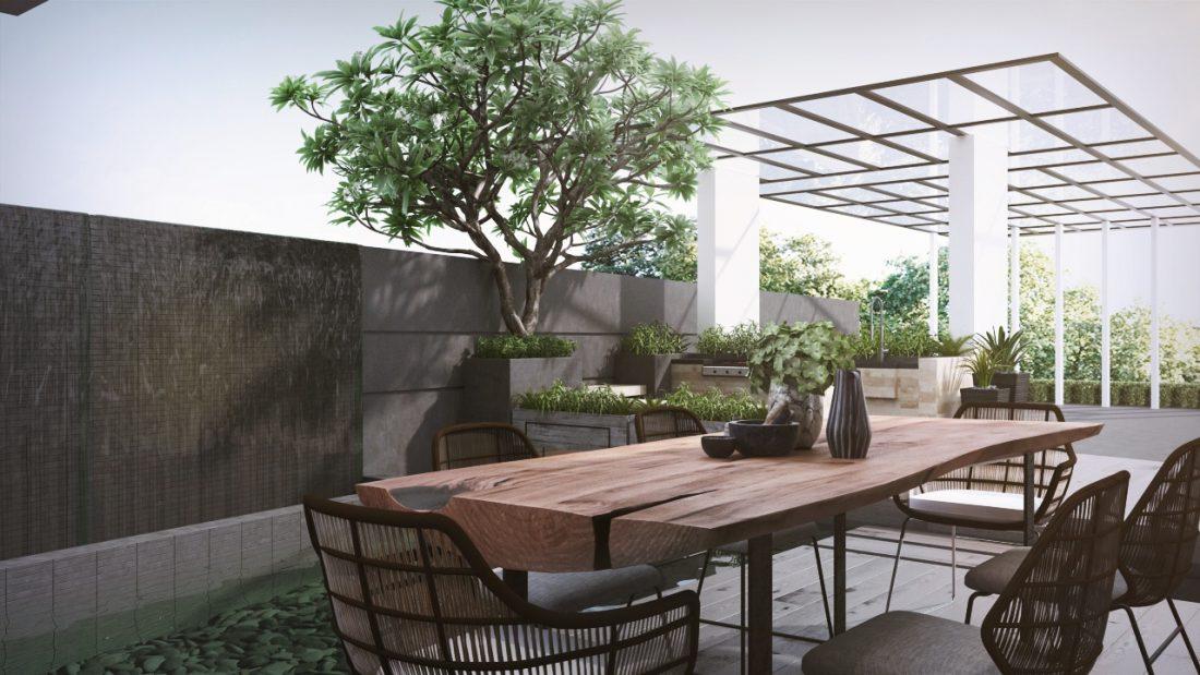 Interior Design Private Bungalow Alor Setar Kedah Malaysia Landscape Design v1