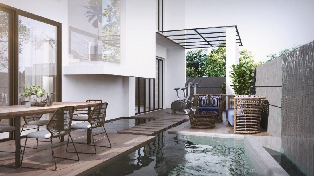 Interior Design Private Bungalow Alor Setar Kedah Malaysia Landscape Design v2