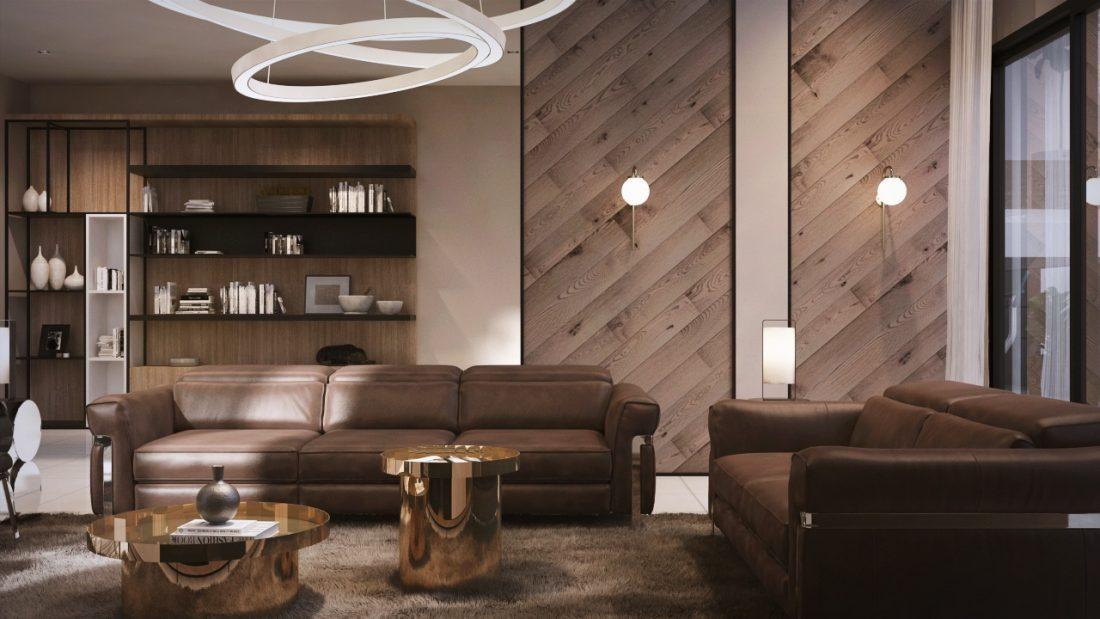 Interior Design Private Bungalow Alor Setar Kedah Malaysia Living Room Design v2