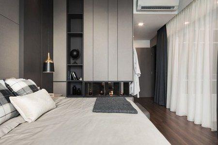 Residential Interior Design Southbay Plaza Condominium Penang Malaysia