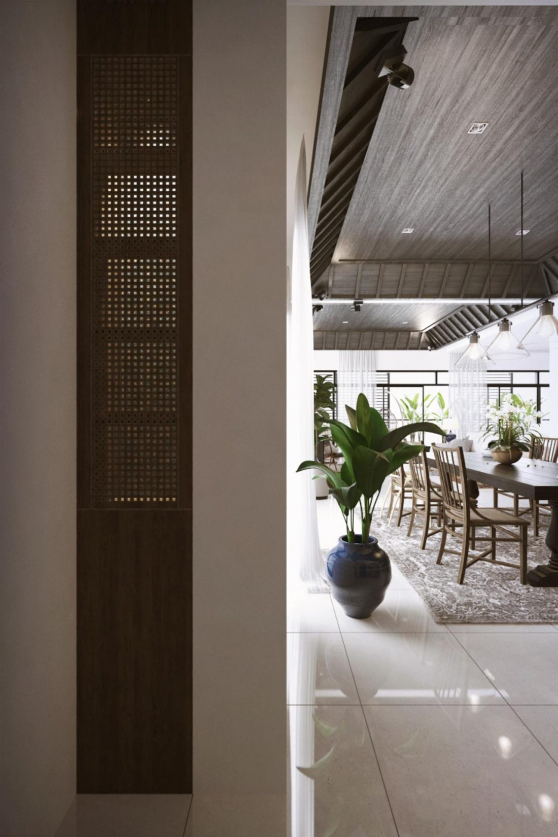 Interior Design The Light Collection III Penang Malaysia Foyer Design v1