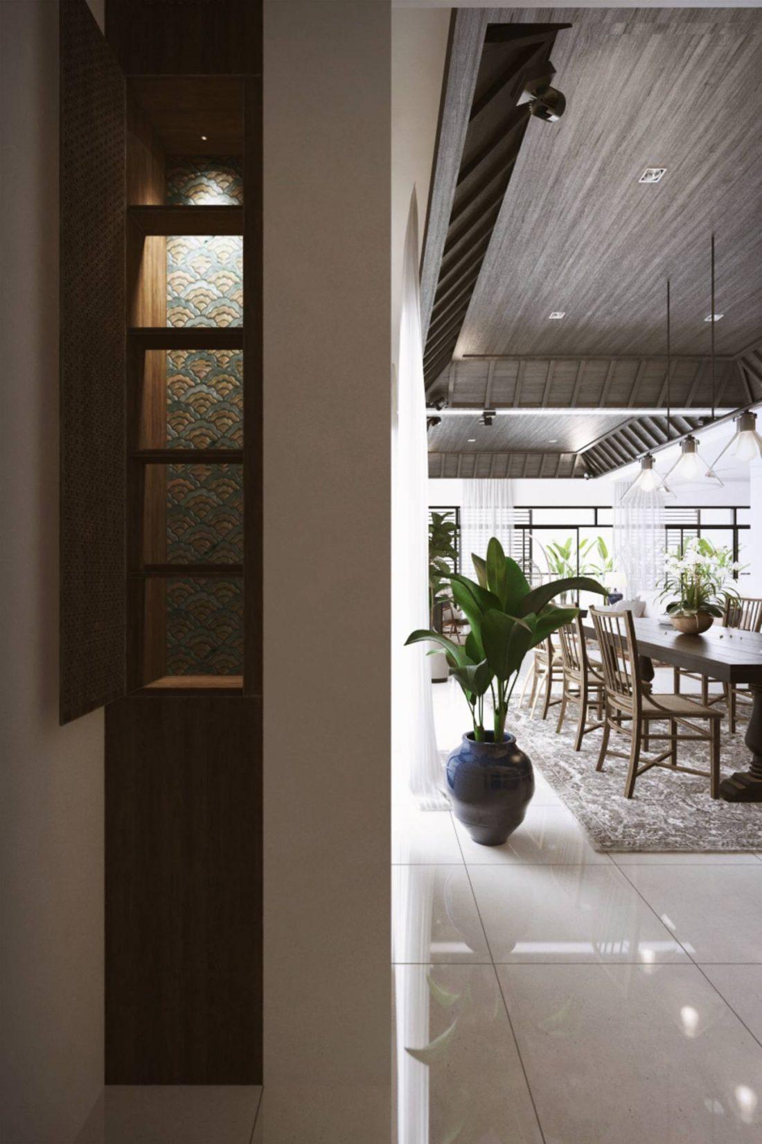 Interior Design The Light Collection III Penang Malaysia Foyer Design v2