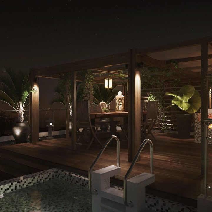 Furniture The Light Collection III Penang Malaysia Landscape Design v4
