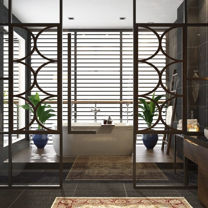 Furniture The Light Collection III Penang Malaysia Master Bathroom Design v1