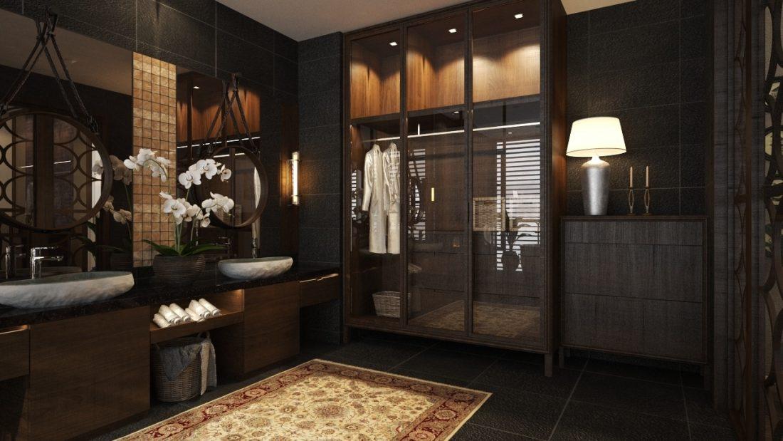 Interior Design The Light Collection III Penang Malaysia Master Bathroom Design v2
