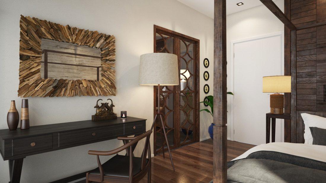 Interior Design The Light Collection III Penang Malaysia Master Bedroom Design v2