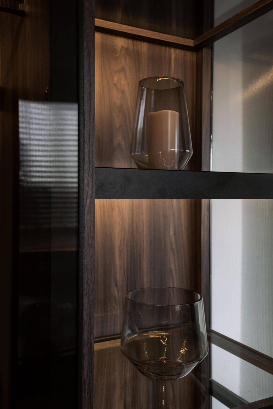 Interior Design Raffel Tower Penang Malaysia Master Wardrobe v3