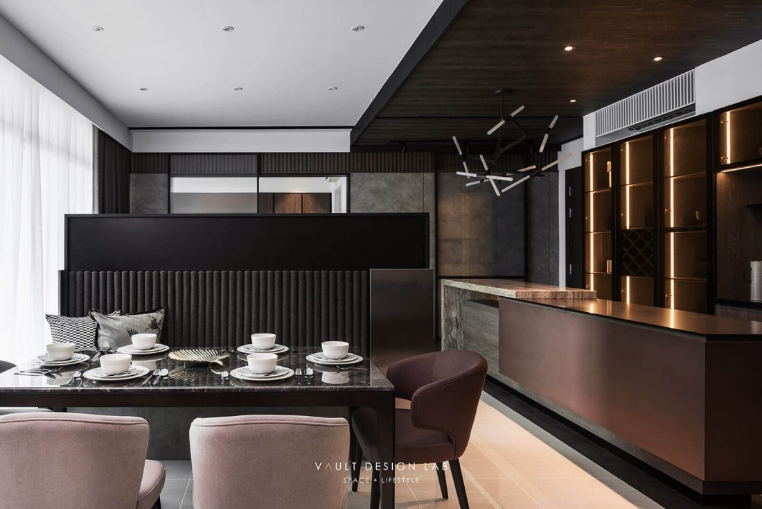 Interior Design The Light Collection III Penang Malaysia Dry Kitchen Design v2