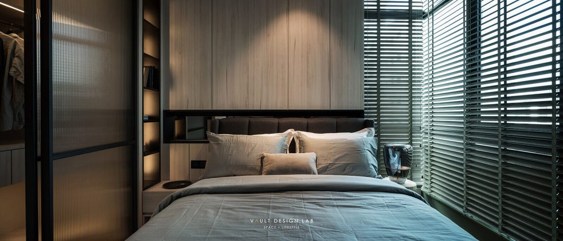 Interior Design The Light Collection III Penang Malaysia Guest Bedroom Design v3