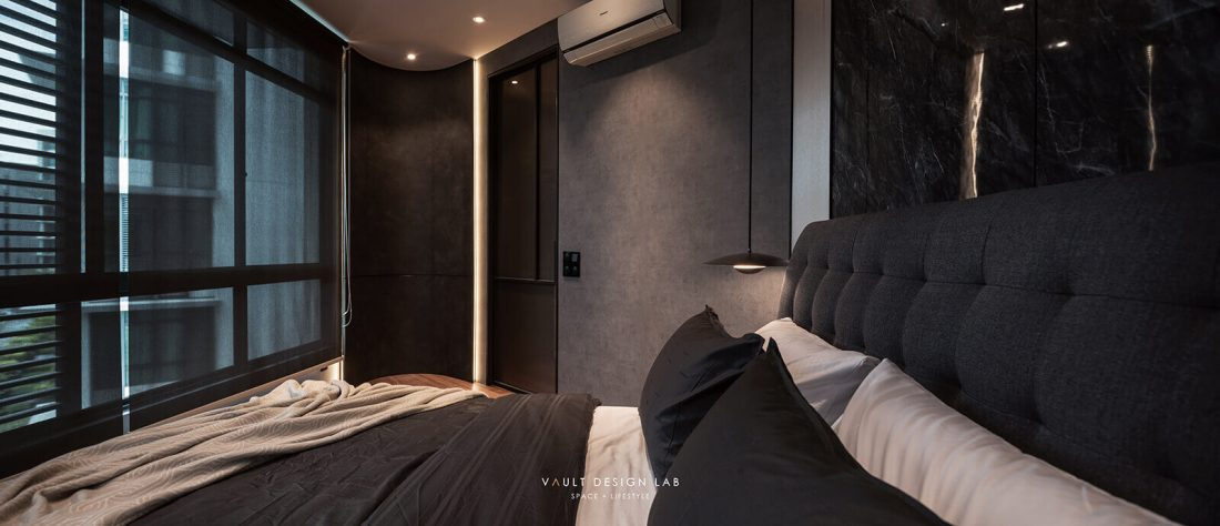 Interior Design The Light Collection III Penang Malaysia Master Bedroom Design v3